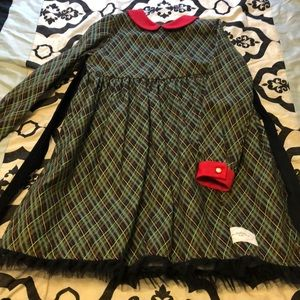 Other - Caroline Kate Christmas Dress girl size 10
